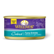Wellness Cuts Cubed Tuna Can Cat Food 24 Pack