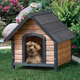 Extreme Outback Country Lodge Dog House Large
