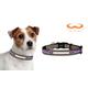 NFL Minnesota Vikings Reflective Dog Collar LG