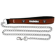 NFL New York Jets Leather Chain Leash LG