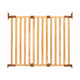 Kidco Angle Mount Wood Safety Pet Gate Cherry