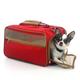 Bark n Bag Red Nylon Pet Carrier Large