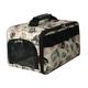 Bark n Bag Postage Stamp Classic Pet Carrier LG