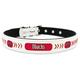 MLB Arizona Diamondbacks Leather Dog Collar LG