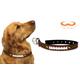 NCAA Iowa Hawkeyes Leather Dog Collar LG