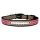 NCAA Ohio State Buckeyes Reflective Dog Collar LG