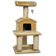 Go Pet Club 45 inch F04 Beige Cat Tree Furniture