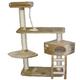 Go Pet Club 64 inch F11 Beige Cat Tree Furniture