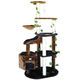 Go Pet Club 74 inch F2092 Brown-Black Cat Tree