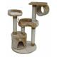 Go Pet Club 40 inch F21 Beige Cat Tree Furniture