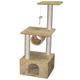Go Pet Club 43 inch F27 Beige Cat Tree Furniture
