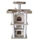 Go Pet Club 51 inch F39 Beige Cat Tree Furniture