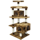 Go Pet Club F2021 Cat Tree Condo Furniture