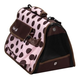 Pet Life Designer Polka Dot Pet Carrier LG