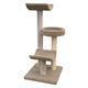 Layabout Sisal and Carpet Cat Tree Tan
