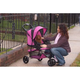 Pet Gear Special Edition Pet Stroller Sage