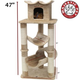 Majestic 47 Inch Casita Cat Furniture Tree
