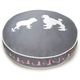 PLAY Heels and Boots Grey Round Bed Medium