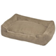 Jax and Bones Honey Corduroy Lounge Dog Bed XLarge