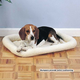 Slumber Pet Natural Sherpa Dog Crate Bed XXL