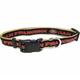 San Francisco 49ers Gold Trim Dog Collar Large
