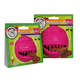 Jolly Pets Monster Girl Dog Toy 3.5in