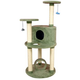 Armarkat Premium Cat Tree Model X6001 60in Green