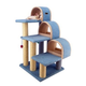 Armarkat Classic Cat Tree Model B3803 38in Blue