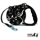 Avant Garde Retractable Leash Fifth Ave Medium