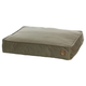 One for Pets Faux Suede Pillow Pet Bed Taupe LG
