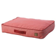 One for Pets Siesta Outdoor Dog Bed Red LG