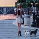 Wigzi Dual Doggie Retractable Dog Leash