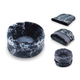 PLAY Snuggle Pet Bed Charcoal Gray Large