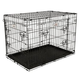 Petmate Elite Wire Dog Crate 43.4Lx29.3Wx31H