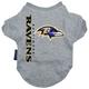 Baltimore Ravens Dog Tee Shirt X-Large