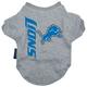 Detroit Lions Dog Tee Shirt X-Large