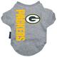 Green Bay Packers Dog Tee Shirt X-Large