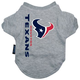 Houston Texans Dog Tee Shirt X-Large