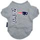 New England Patriots Dog Tee Shirt X-Large