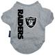 Oakland Raiders Dog Tee Shirt X-Large