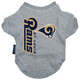 St Louis Rams Dog Tee Shirt X-Large