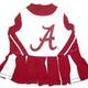 NCAA Alabama Crimson Tide Cheerleader Dog Dress MD