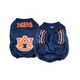 NCAA Auburn Tigers Navy Trim Dog Jersey X-Large