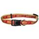 NCAA Florida State Gold Trim Dog Collar Large