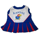NCAA Kansas Jayhawks Cheerleader Dog Dress