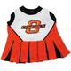 NCAA Oklahoma State Cheerleader Dog Dress Medium