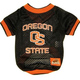 NCAA Oregon State Dog Jersey Large