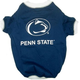 NCAA Penn State Dog Tee Shirt Large