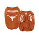NCAA Texas Longhorns Orange Dog Jersey X-Large