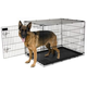 Petmate Wire Dog Crate 43.4Lx29.3Wx31H